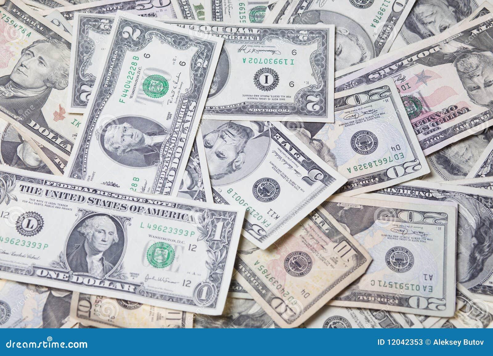 货币纸张我们
