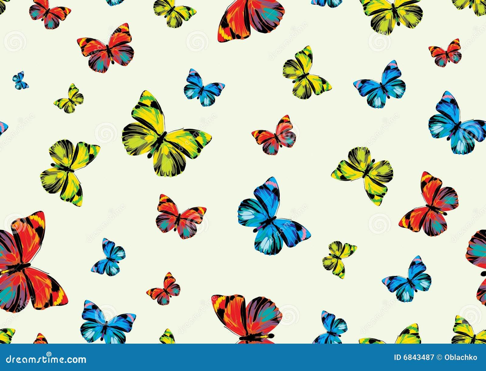质朴的蝴蝶