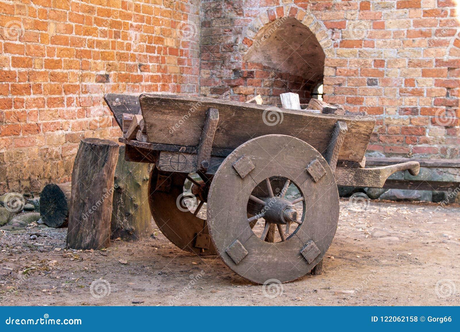 购物车中世纪木