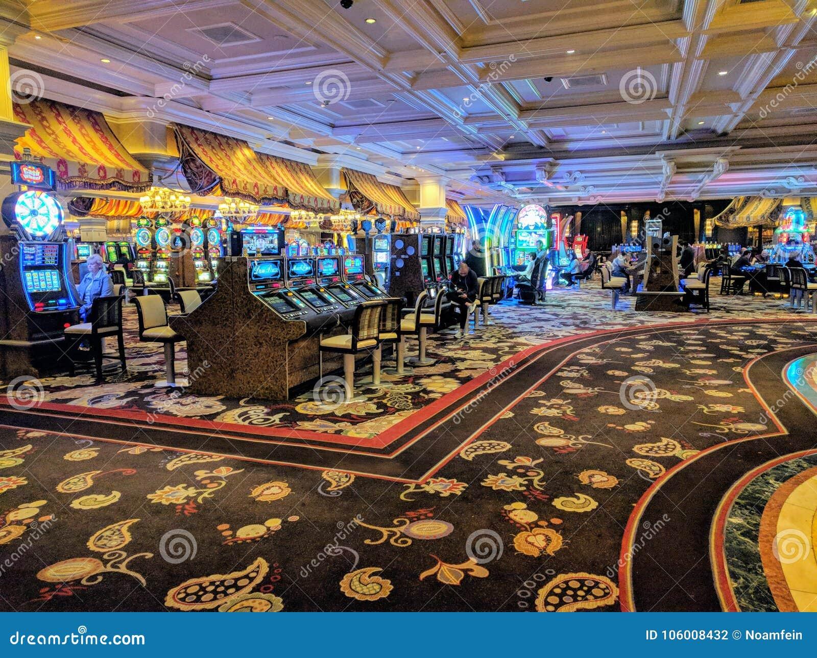 赌博娱乐场内部