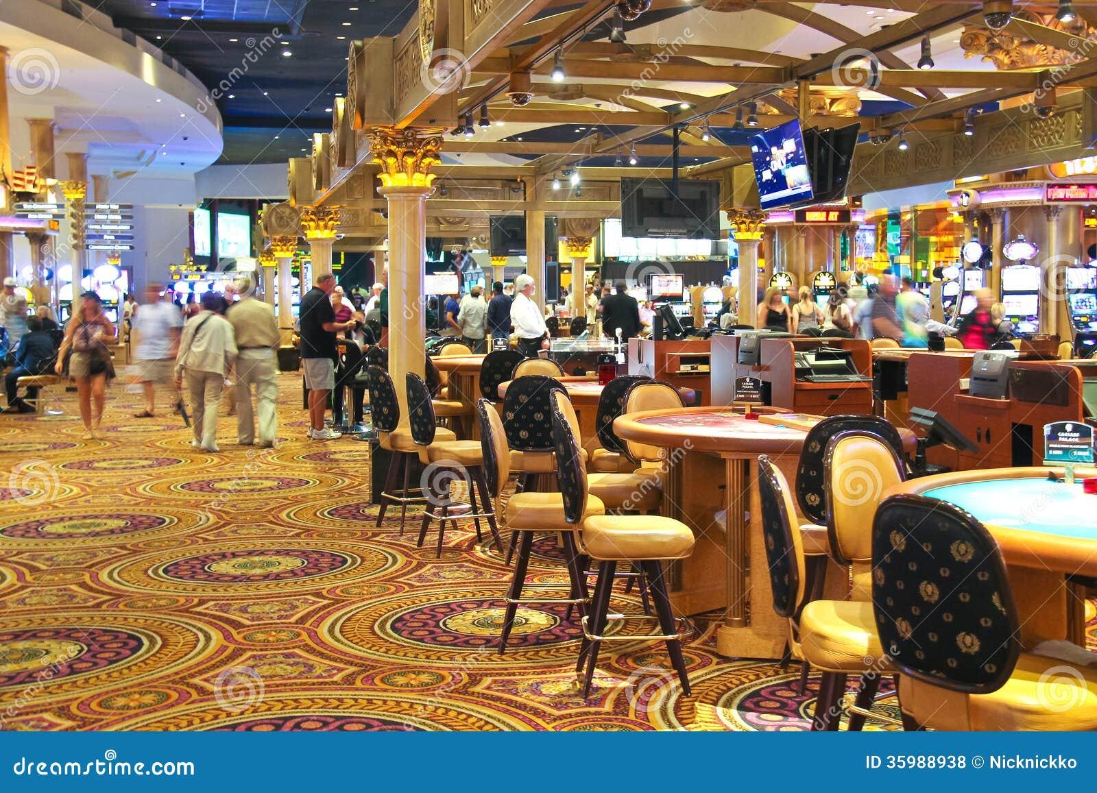 赌博娱乐场在凯撒宫中在拉斯维加斯