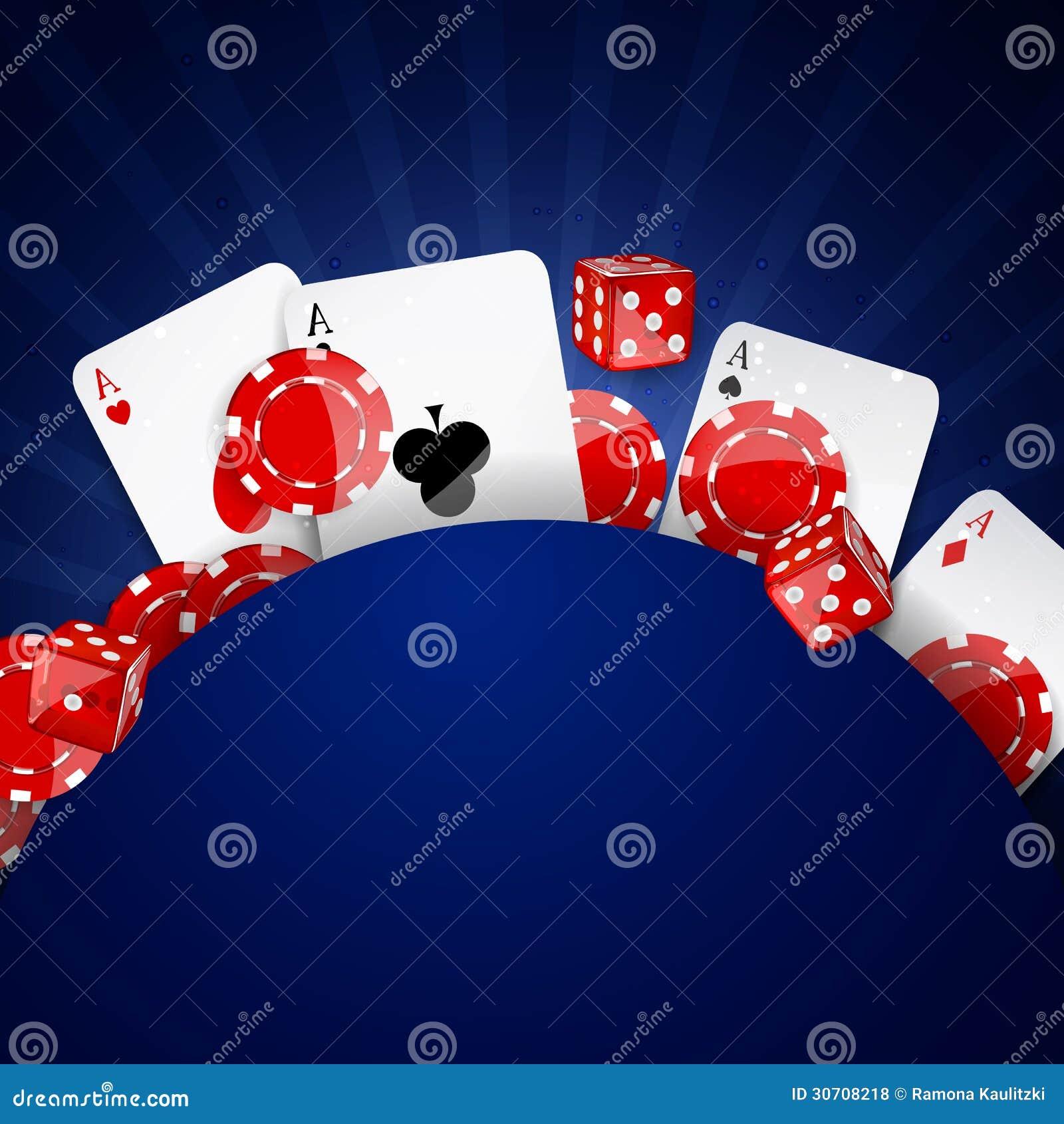 赌博娱乐场背景