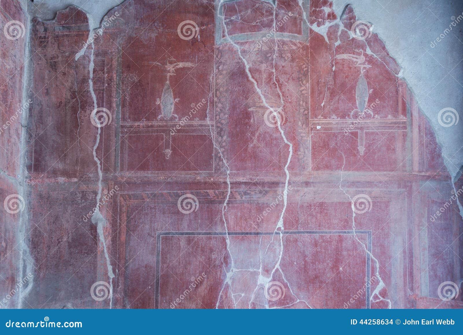 赫库兰尼姆忍受的艺术品和设计