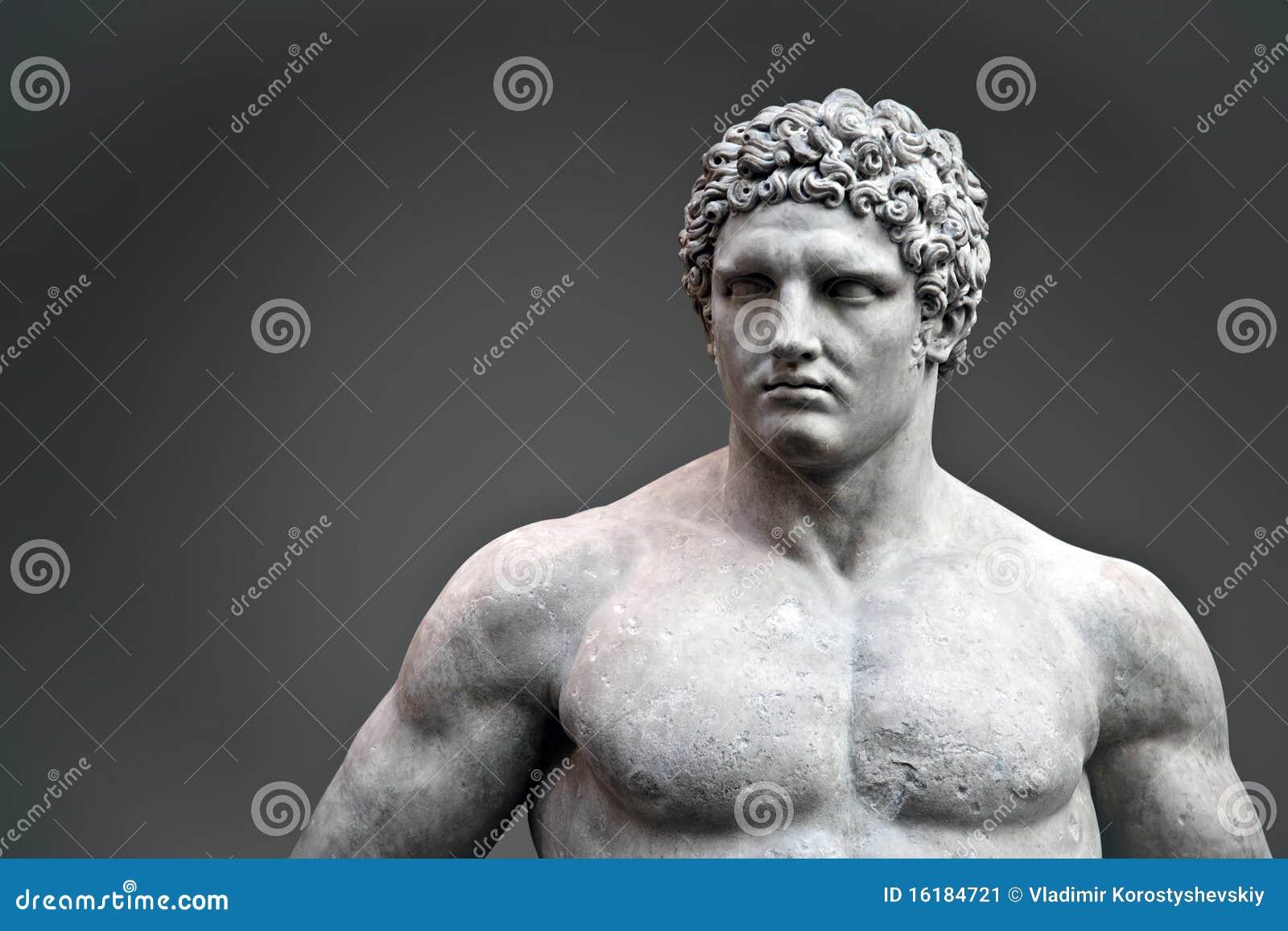 赫拉克勒斯雕象