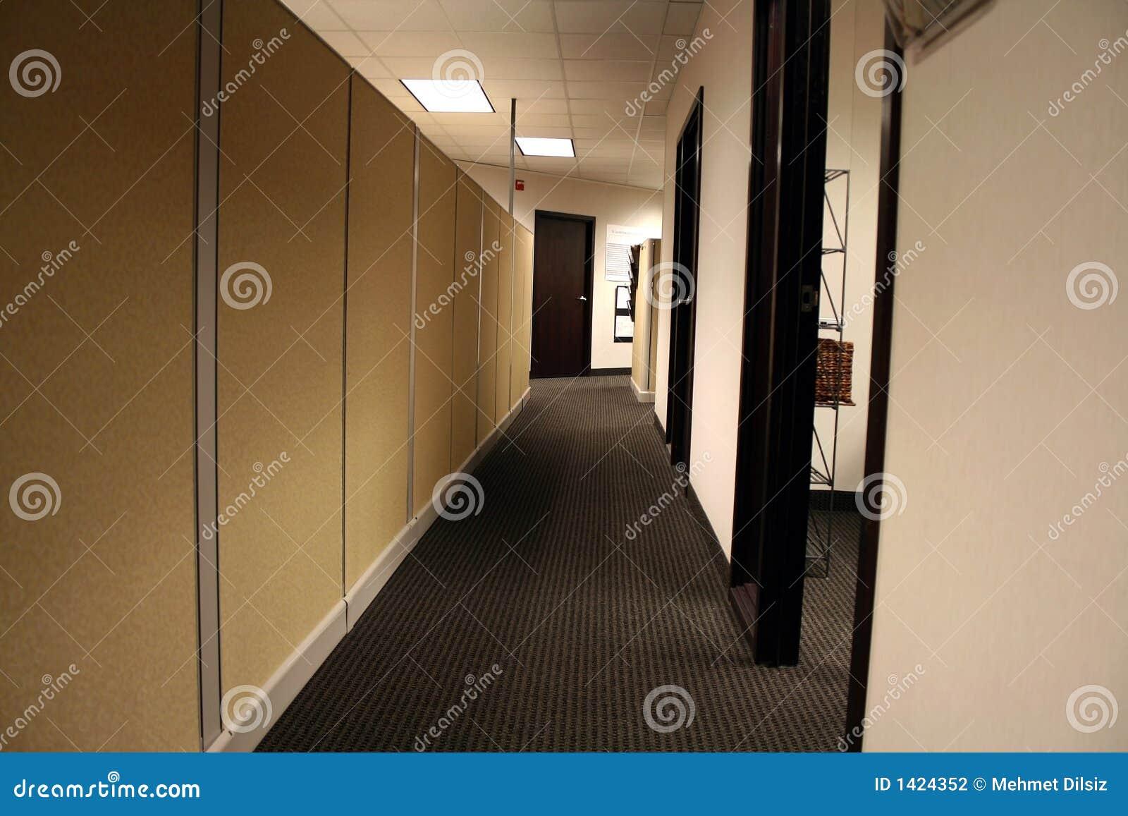 走廊办公室