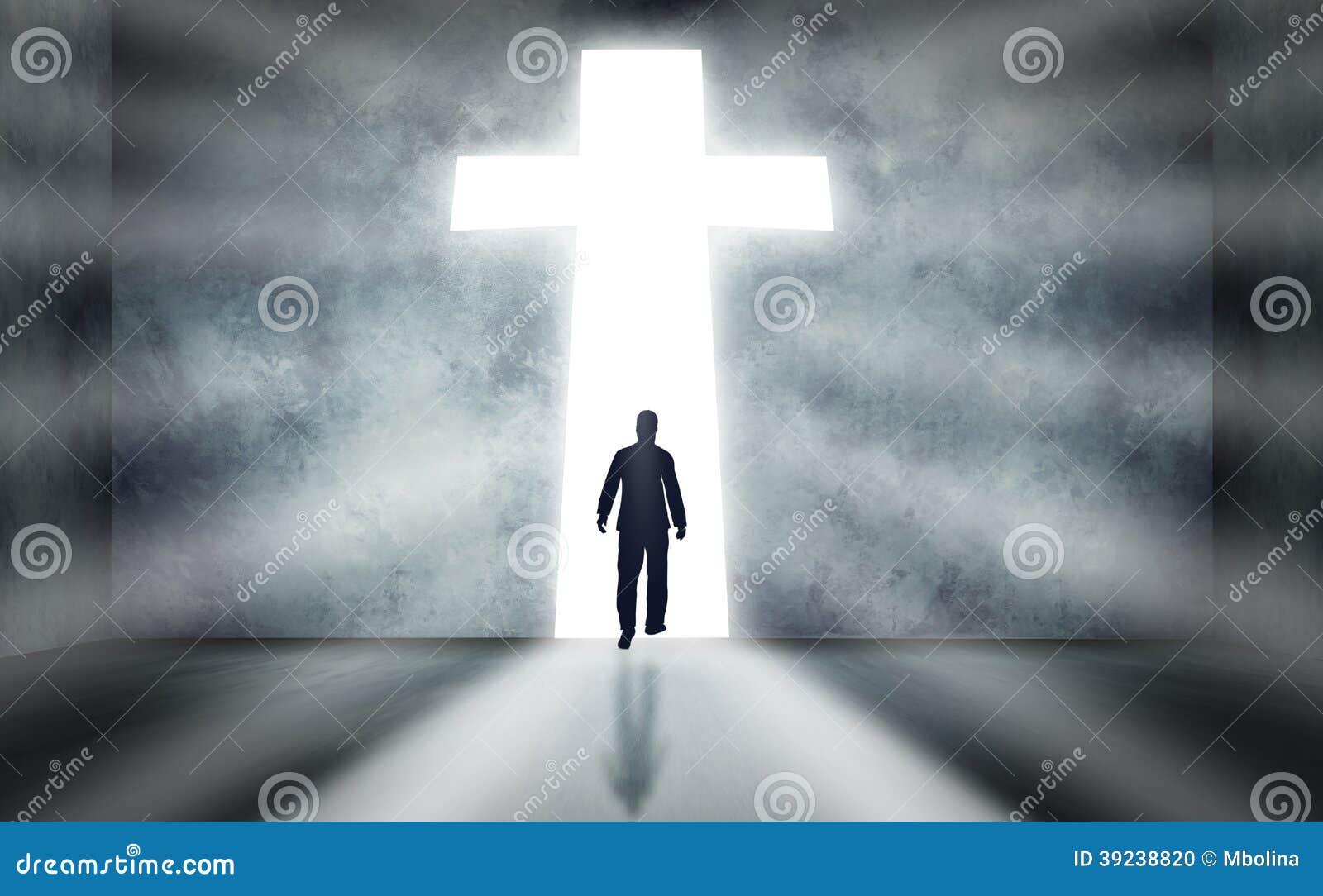 走往十字架的人