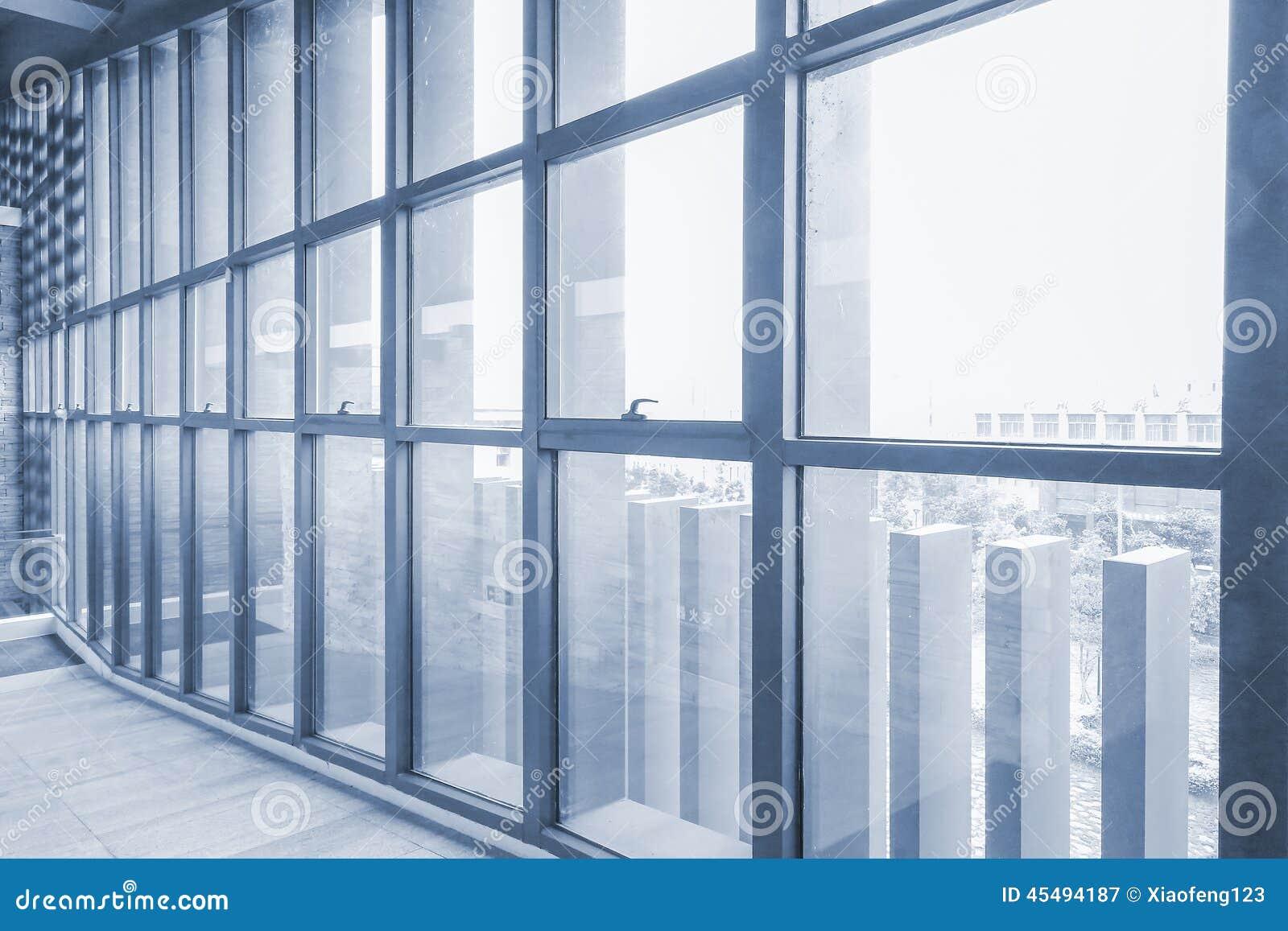 走廊室内现代