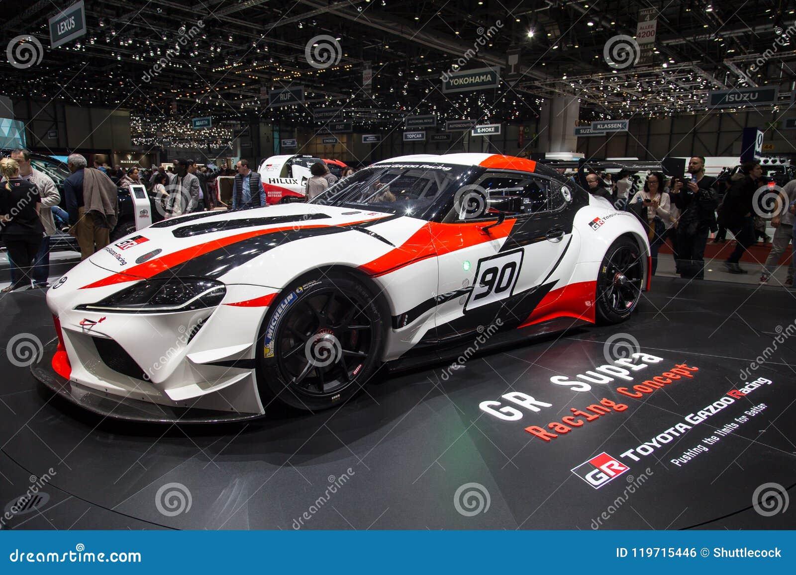 超级体育概念汽车