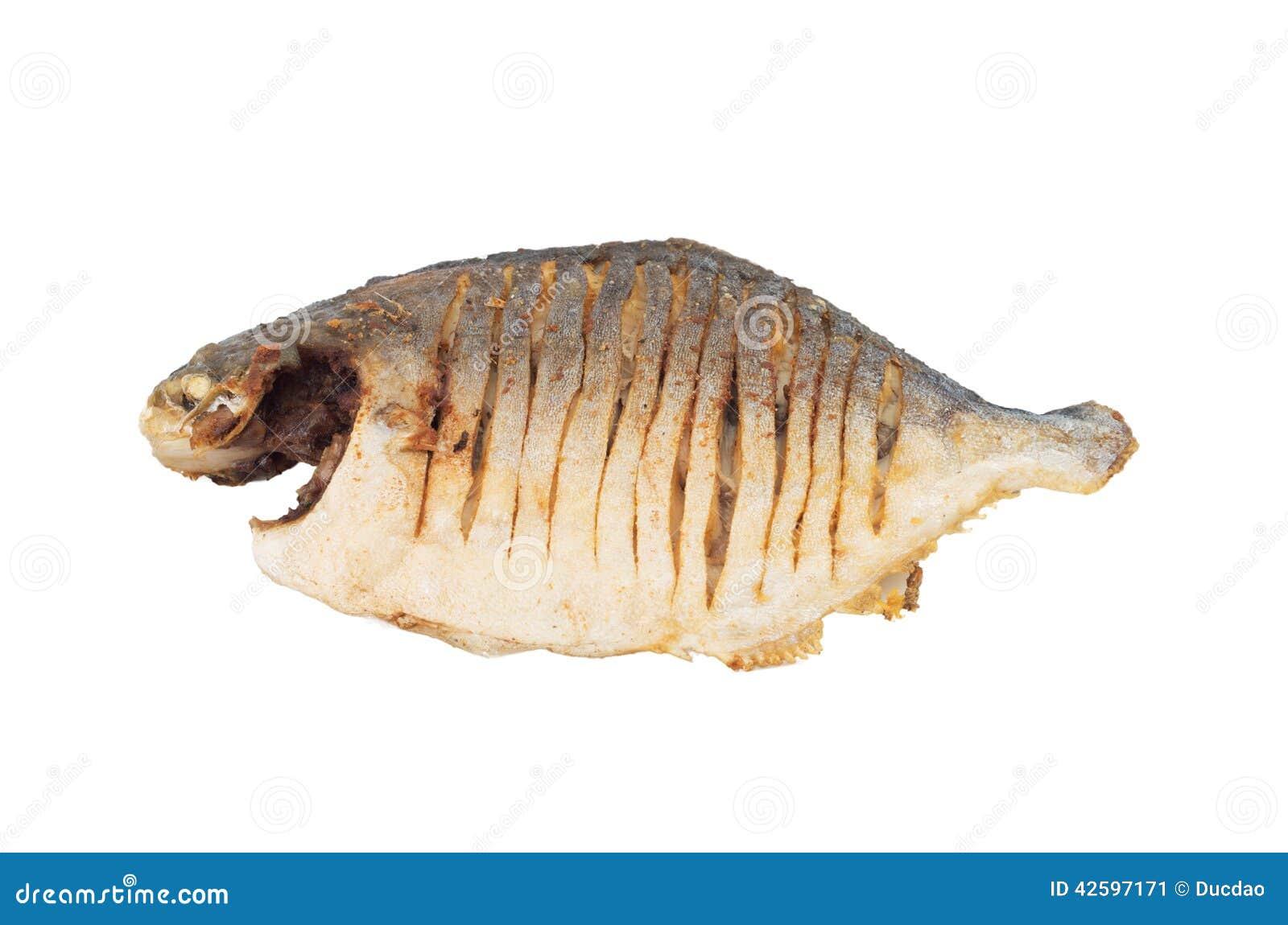 越南语被油炸的鱼