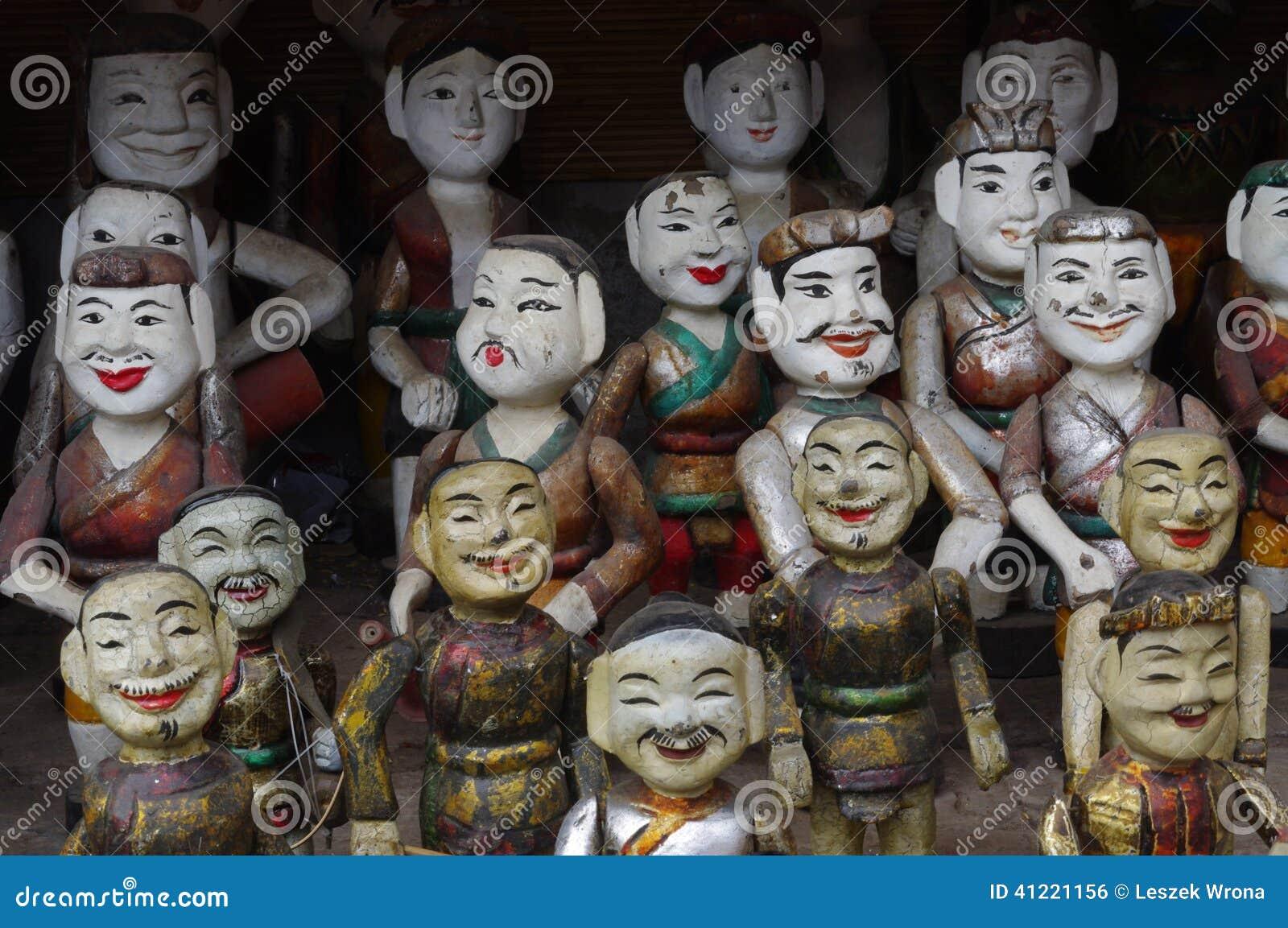 越南水木偶