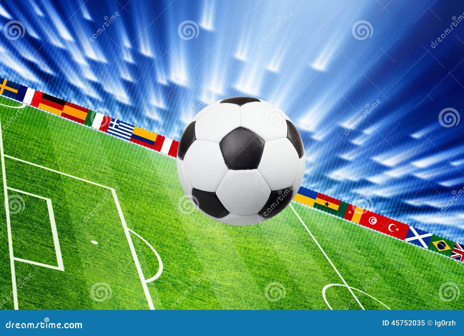 足球_足球背景
