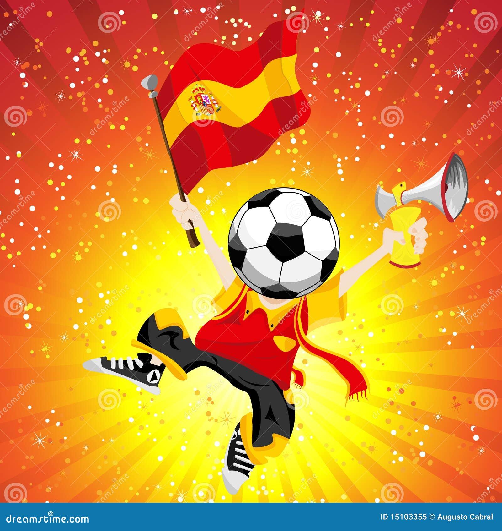足球西班牙赢利地区