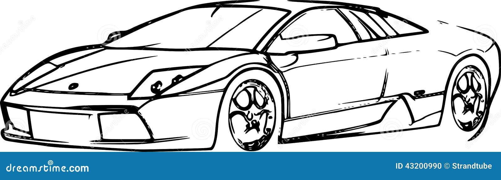 跑车画法铅笔画 怎么画跑车兰博基尼 跑车画法教程 跑车怎么画图片大全 跑车怎么画 跑车奥迪画法铅笔画
