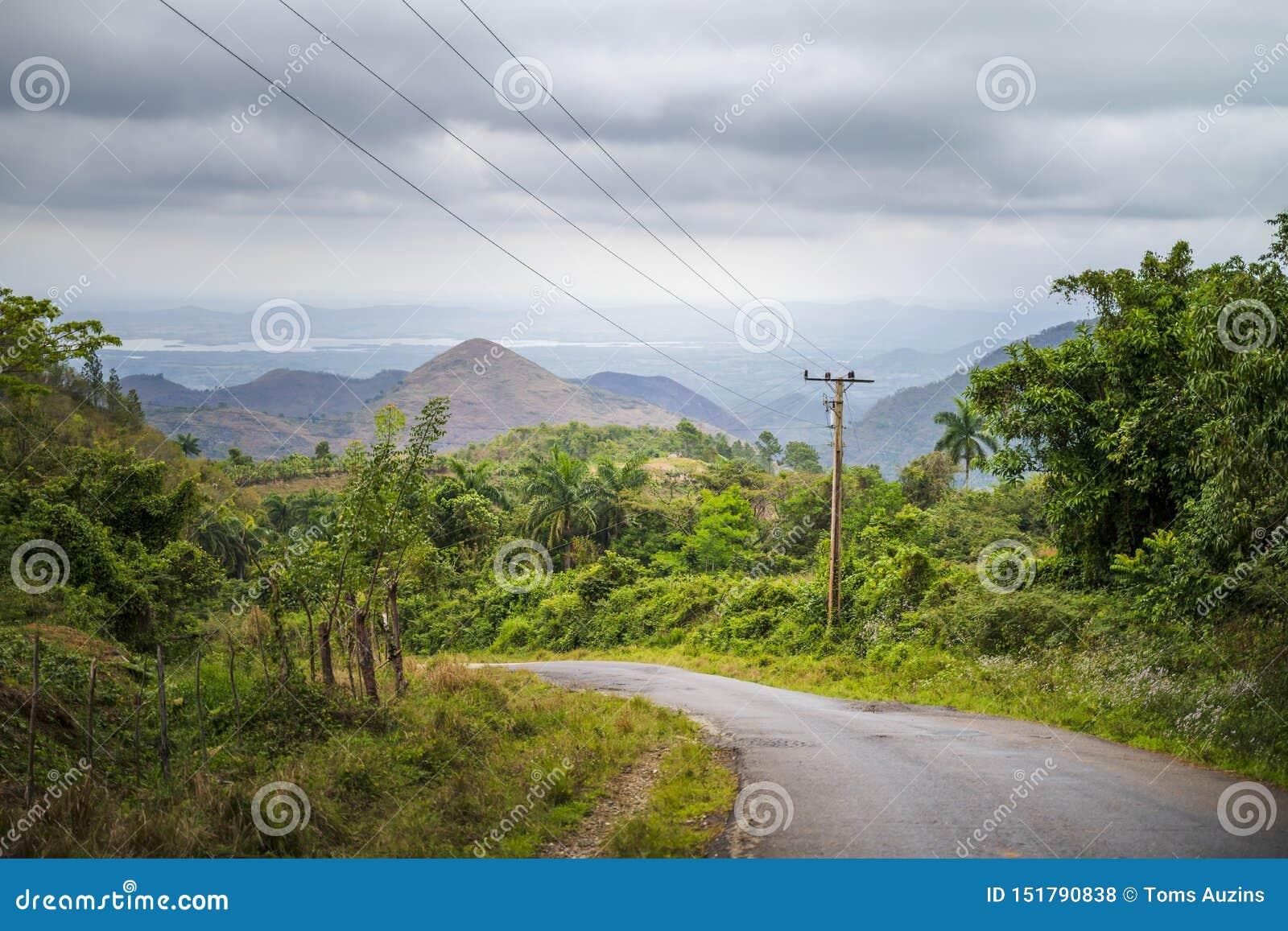 路向特立尼达,古巴