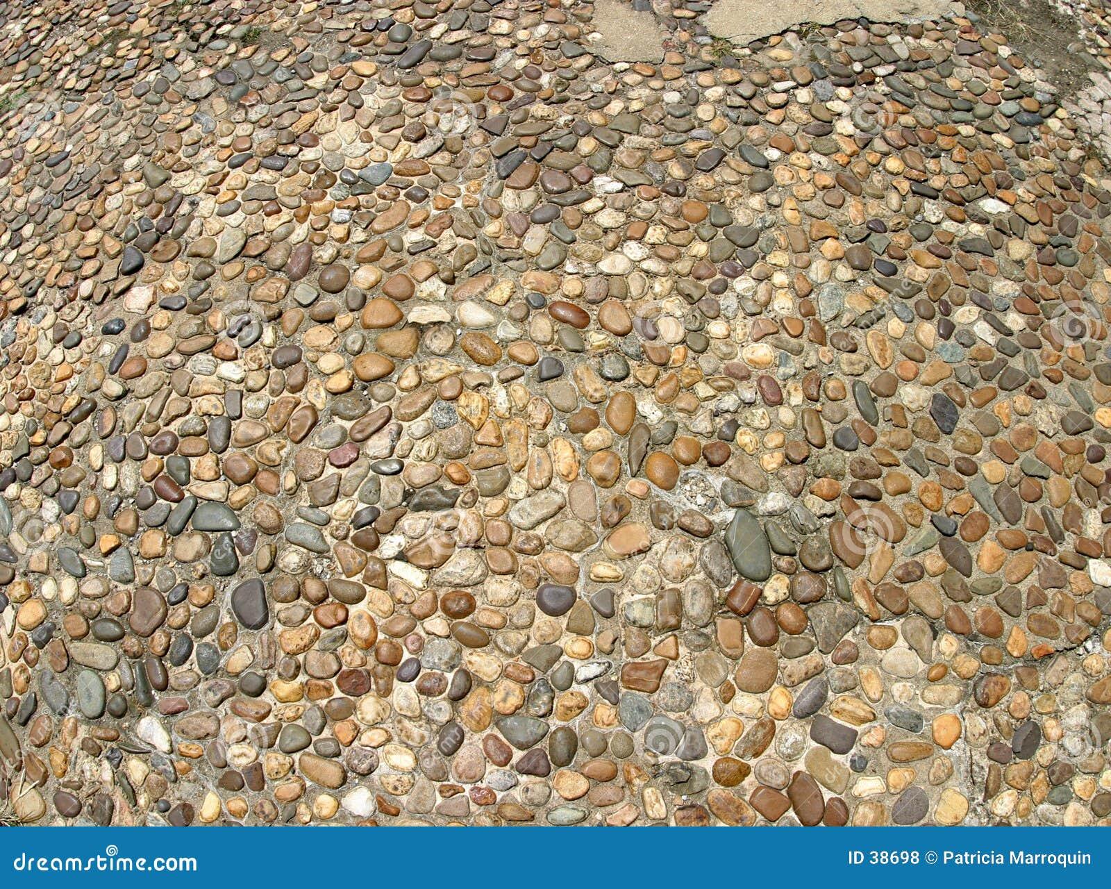 路径小卵石
