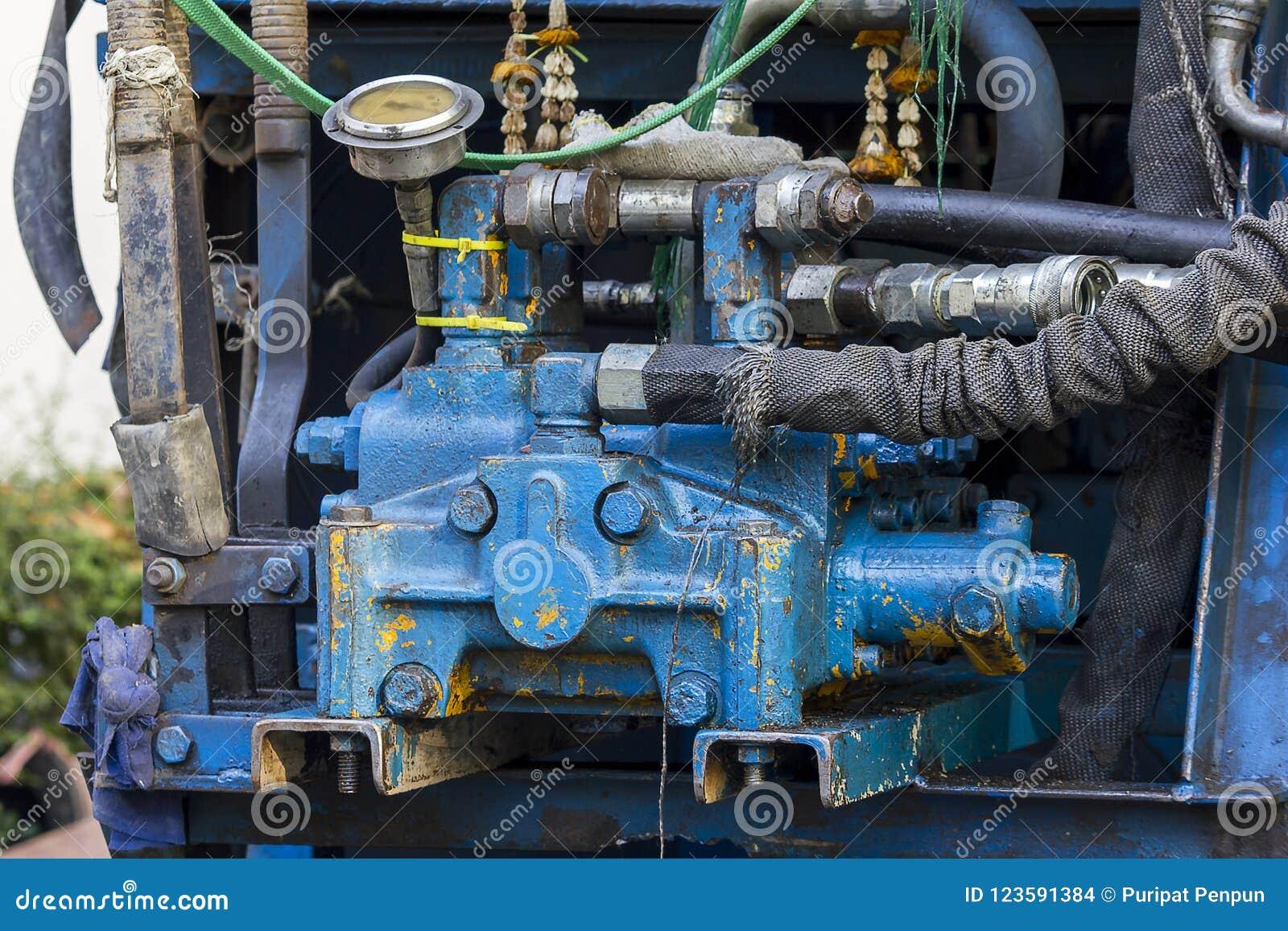 路挖掘机的水力挖掘机零件