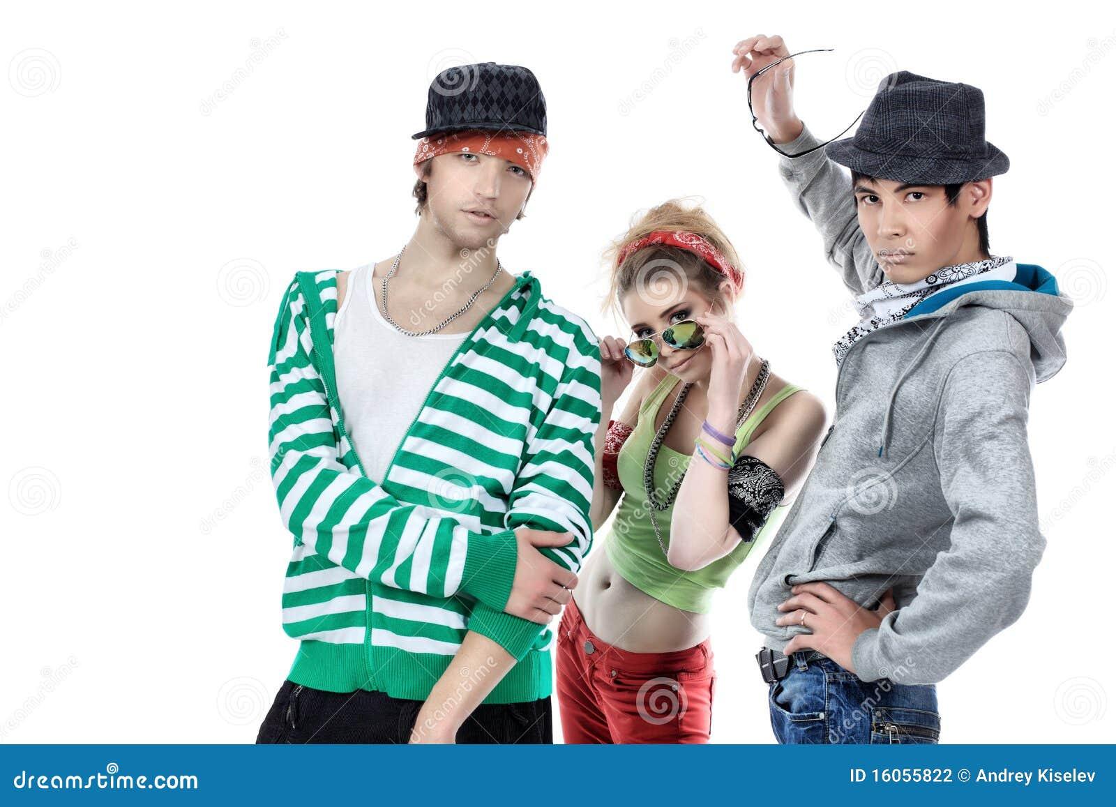 跳舞青年时期
