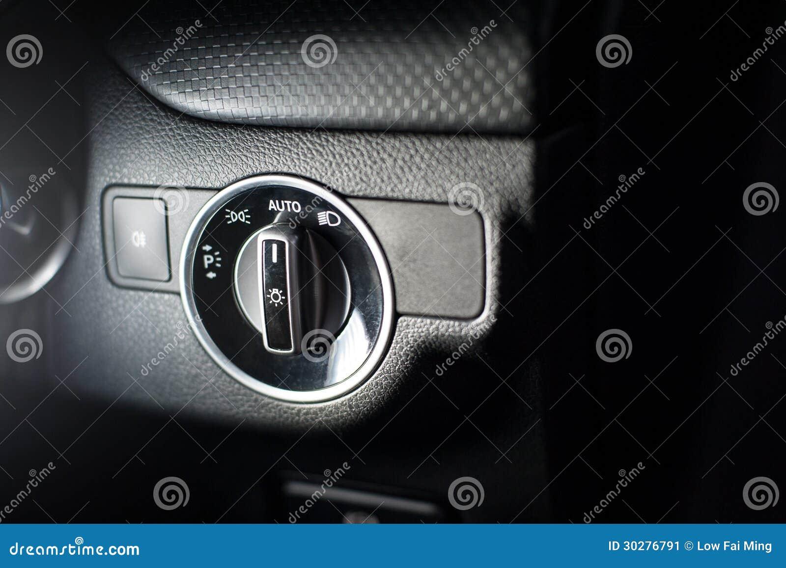车灯的控制