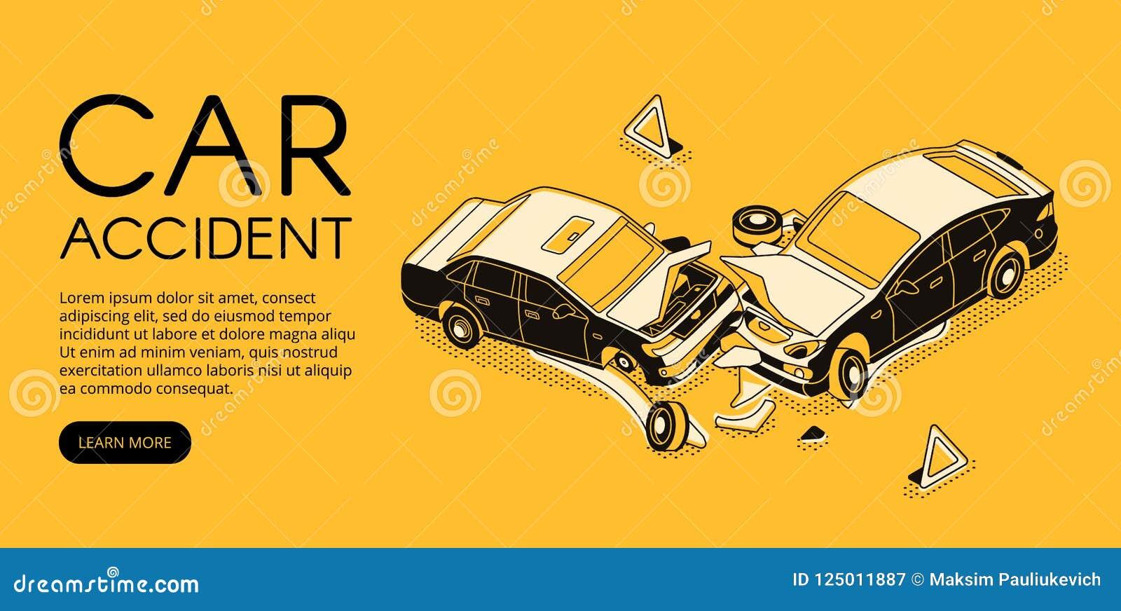 车祸保险传染媒介例证