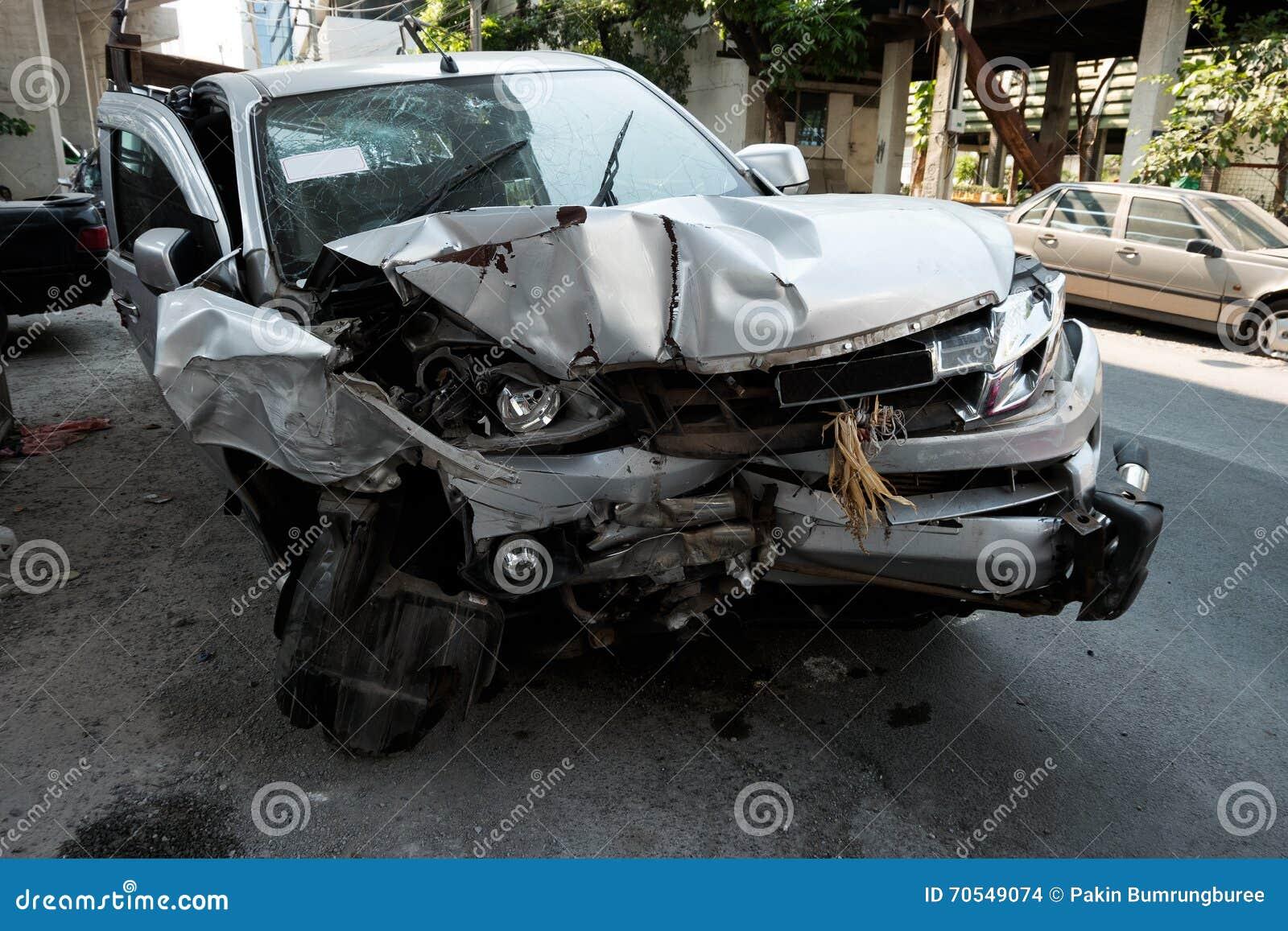 车祸在亚洲,泰国
