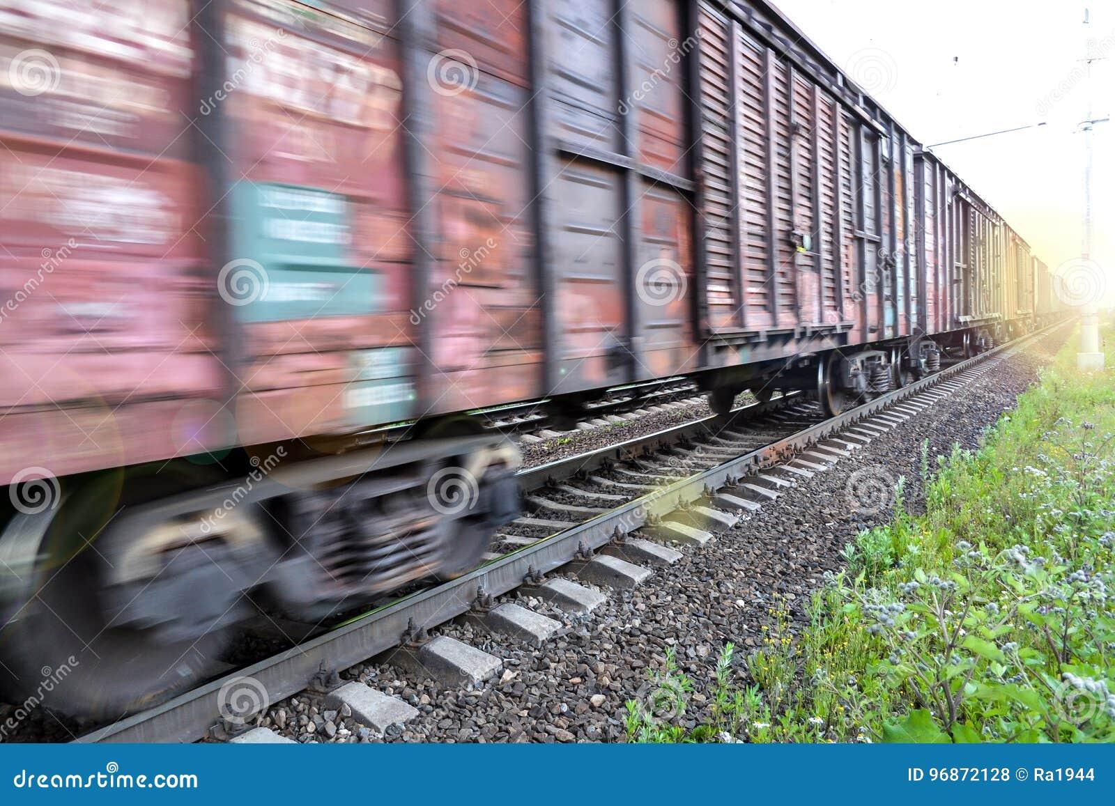 货车,有行动迷离作用的铁货车 运输,铁路