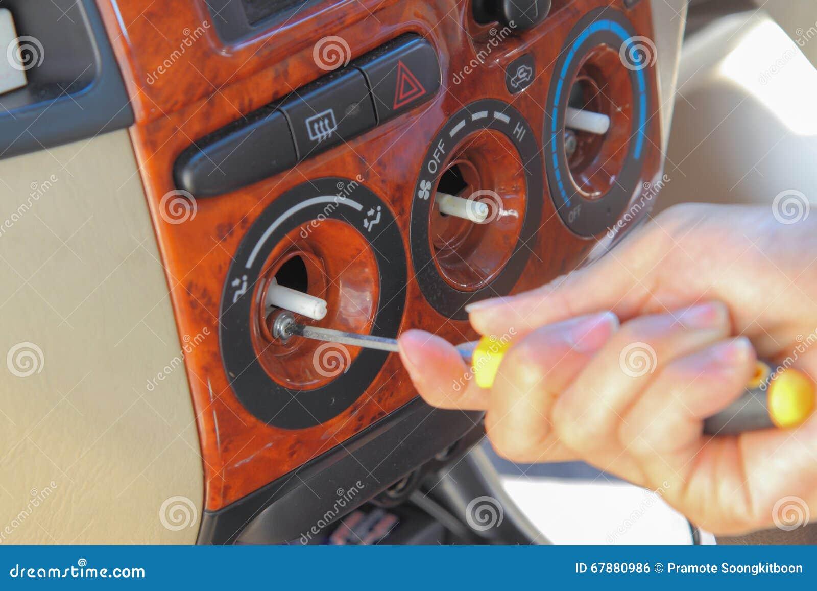 转动坚果空调器盘区