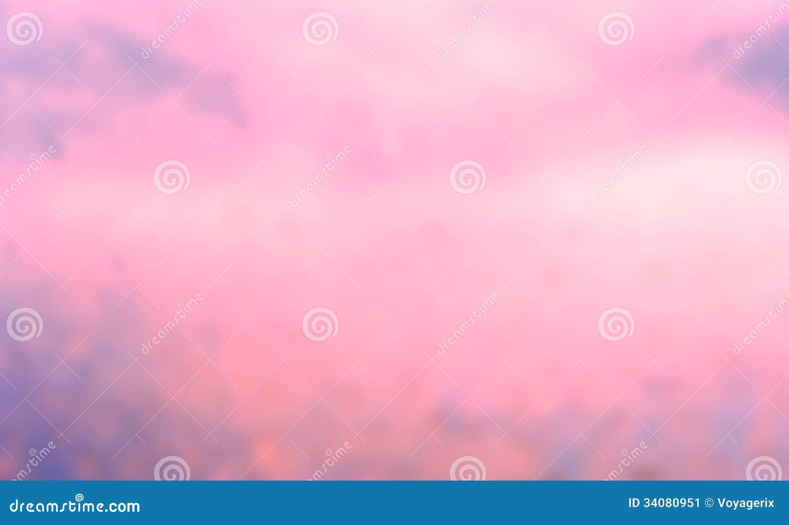 软的抽象桃红色背景