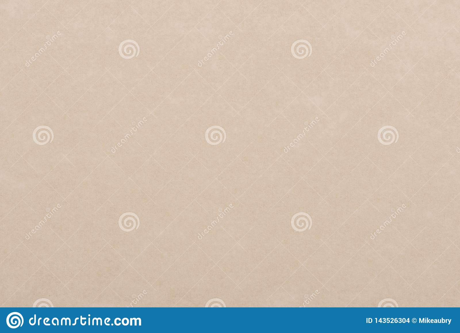 轻的米黄纸背景 从一本旧书的织地不很细板料