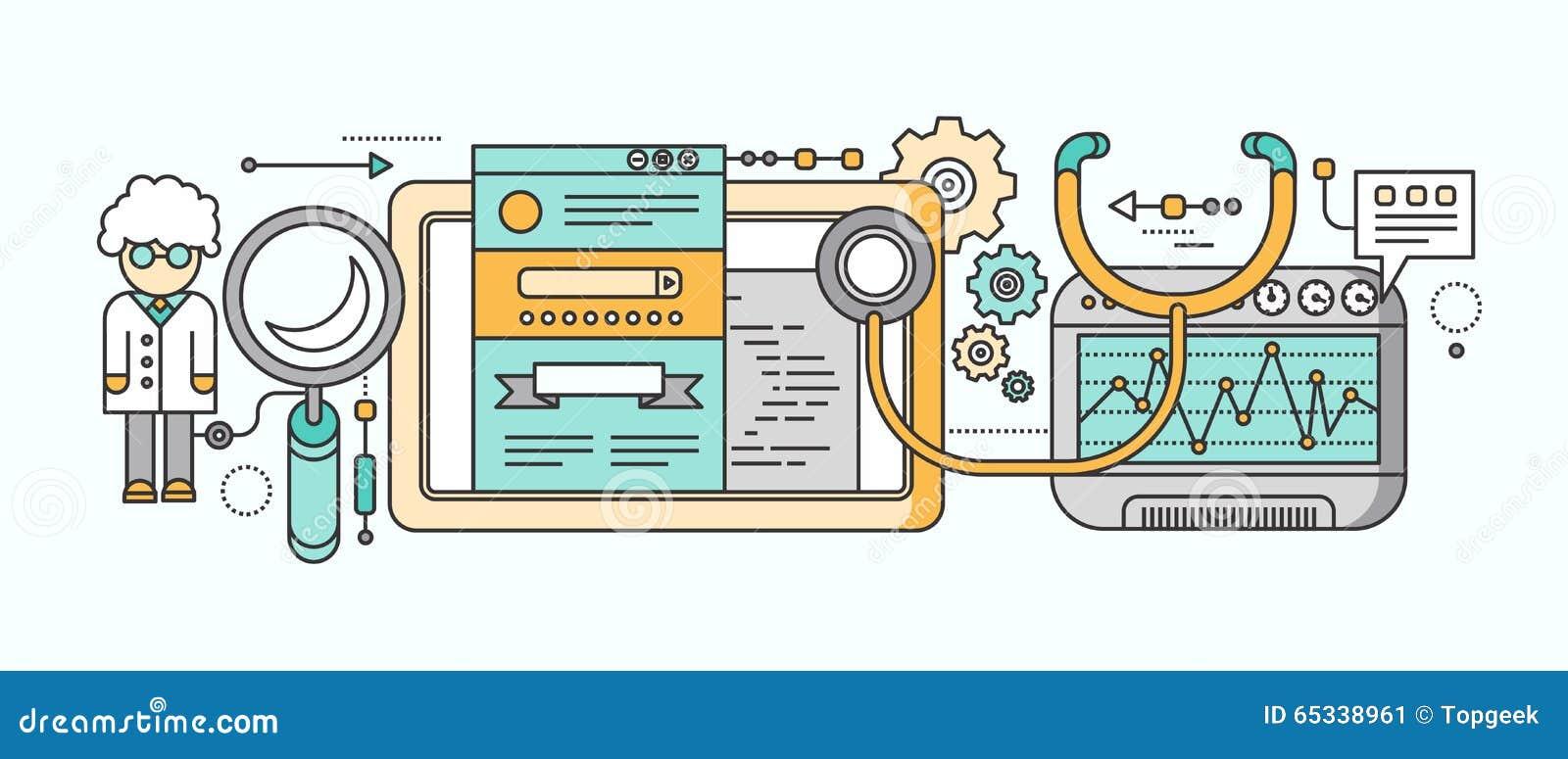 逻辑分析方法统计SEO 录影营销概念