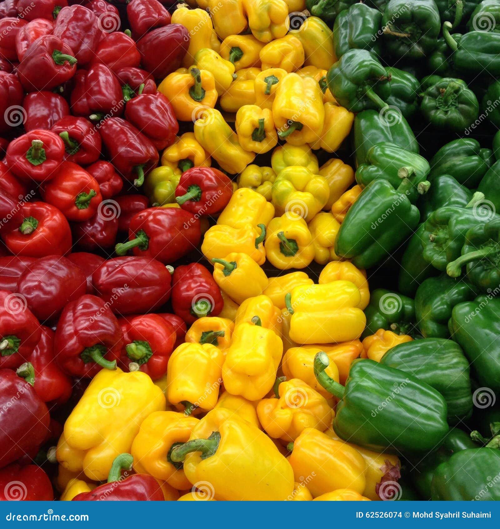 辣椒的果实