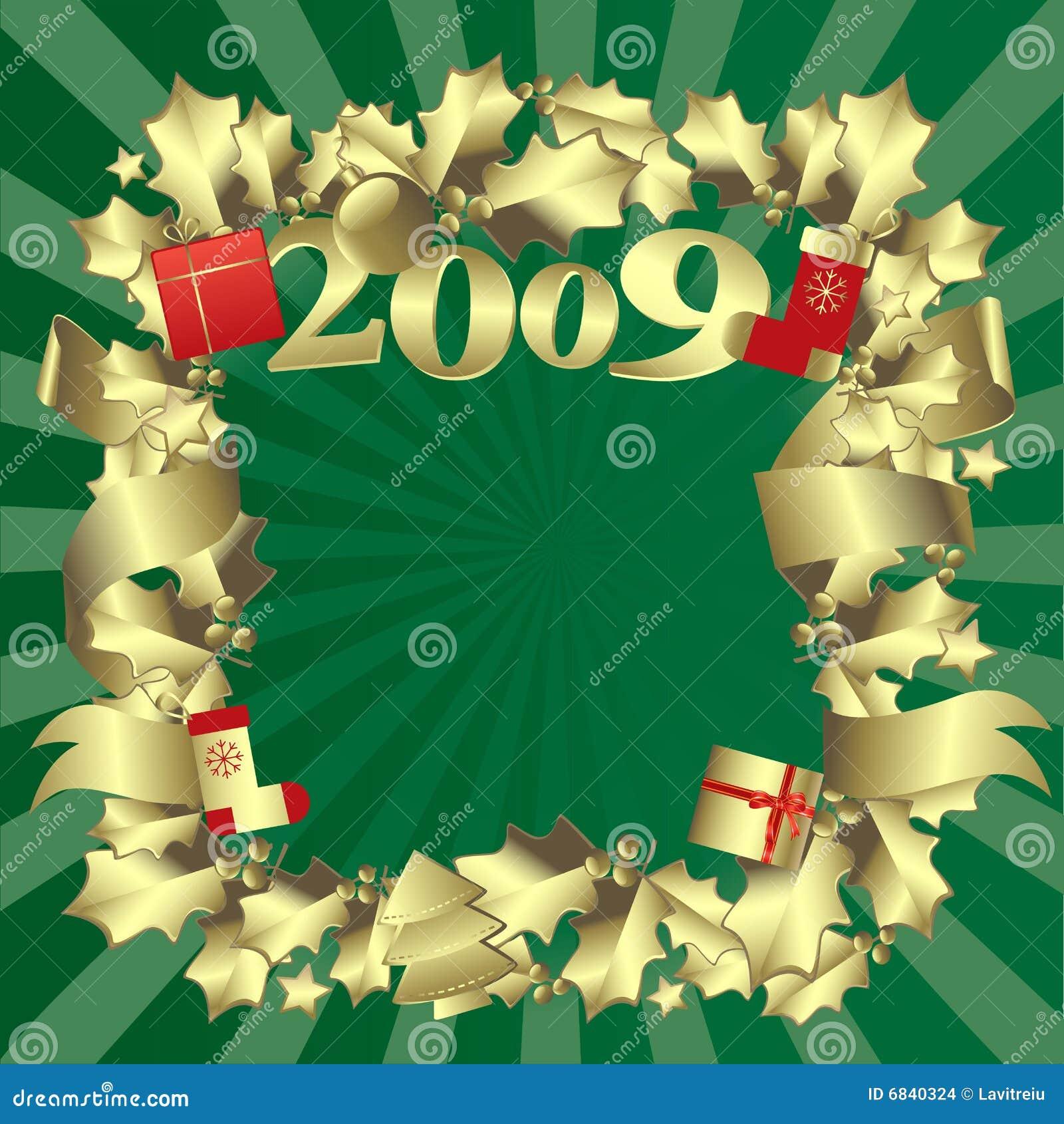 边界金黄新年度