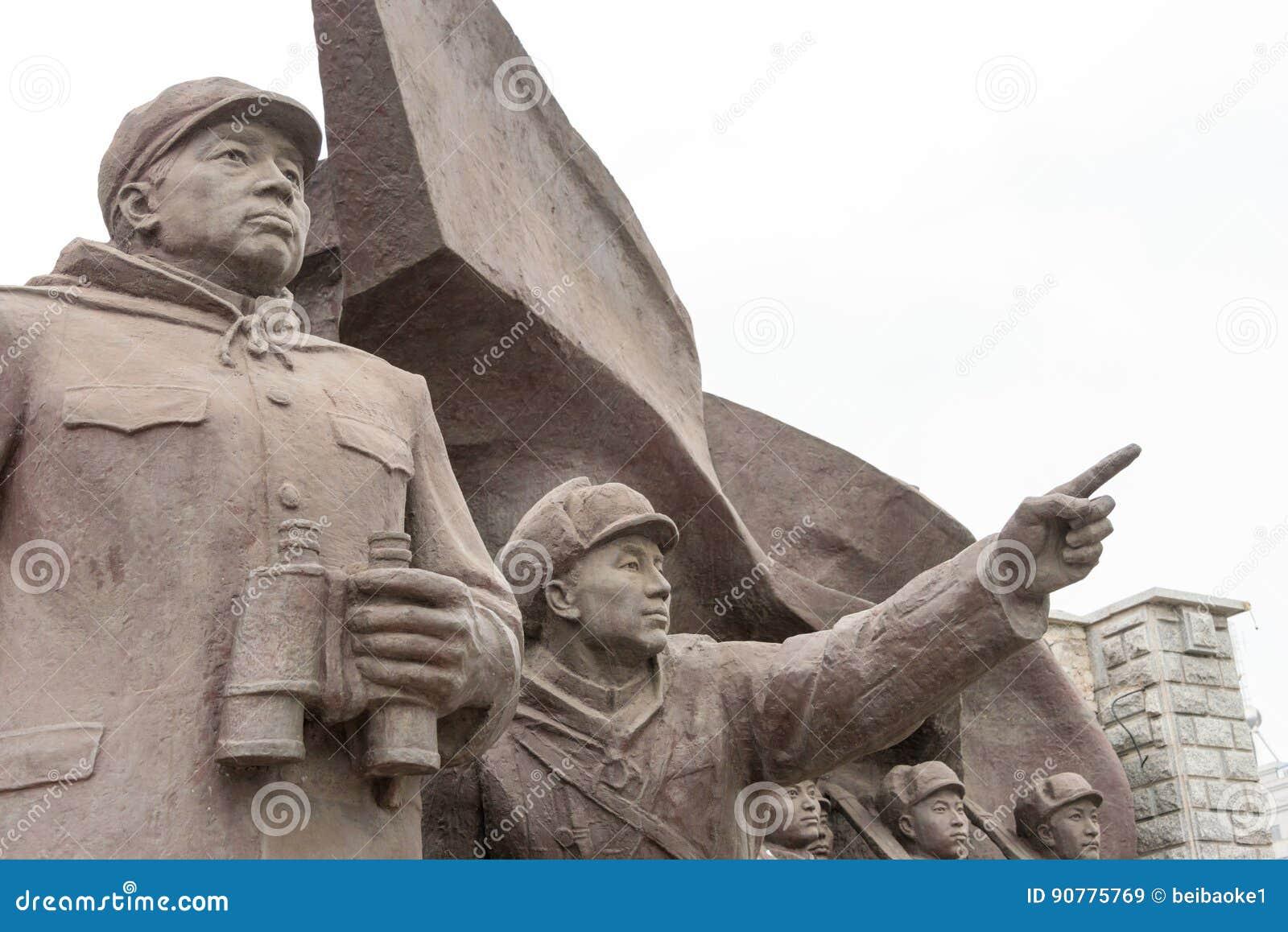 辽宁,中国- 2015年7月28日:中国人民的志愿军队S