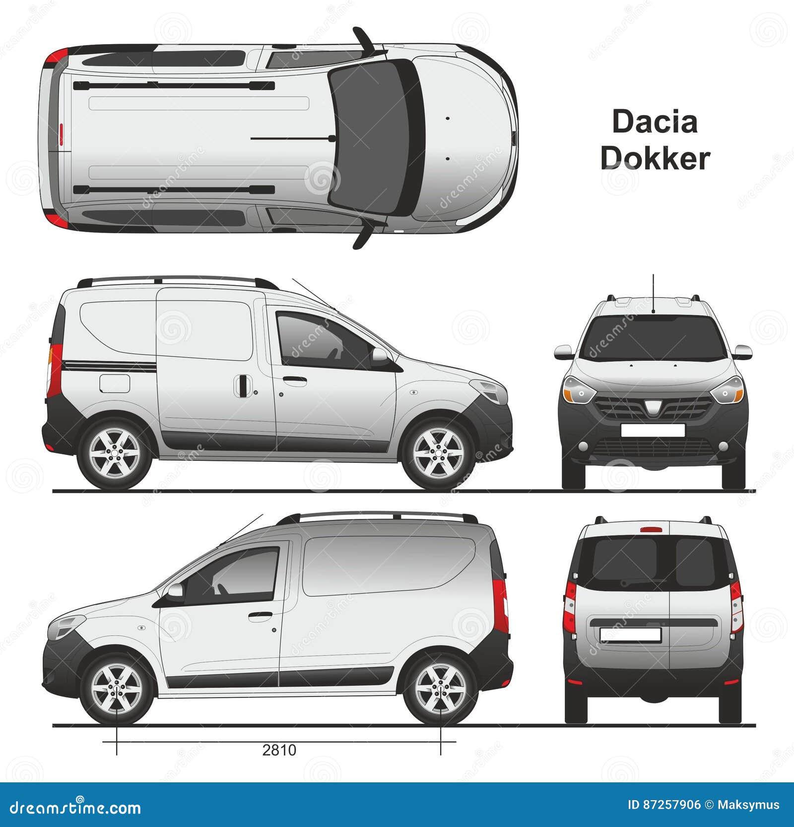 达基亚Dokker范2013年