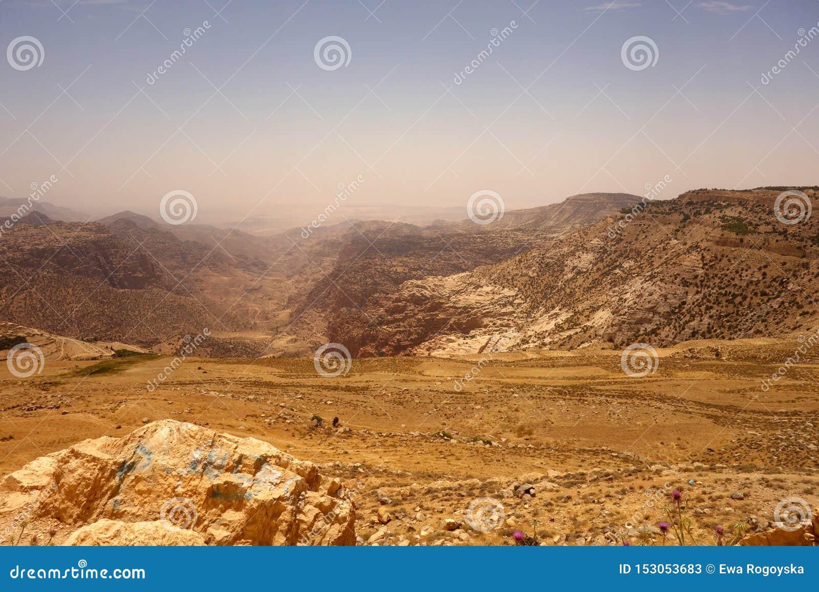 达娜生物圈储备约旦
