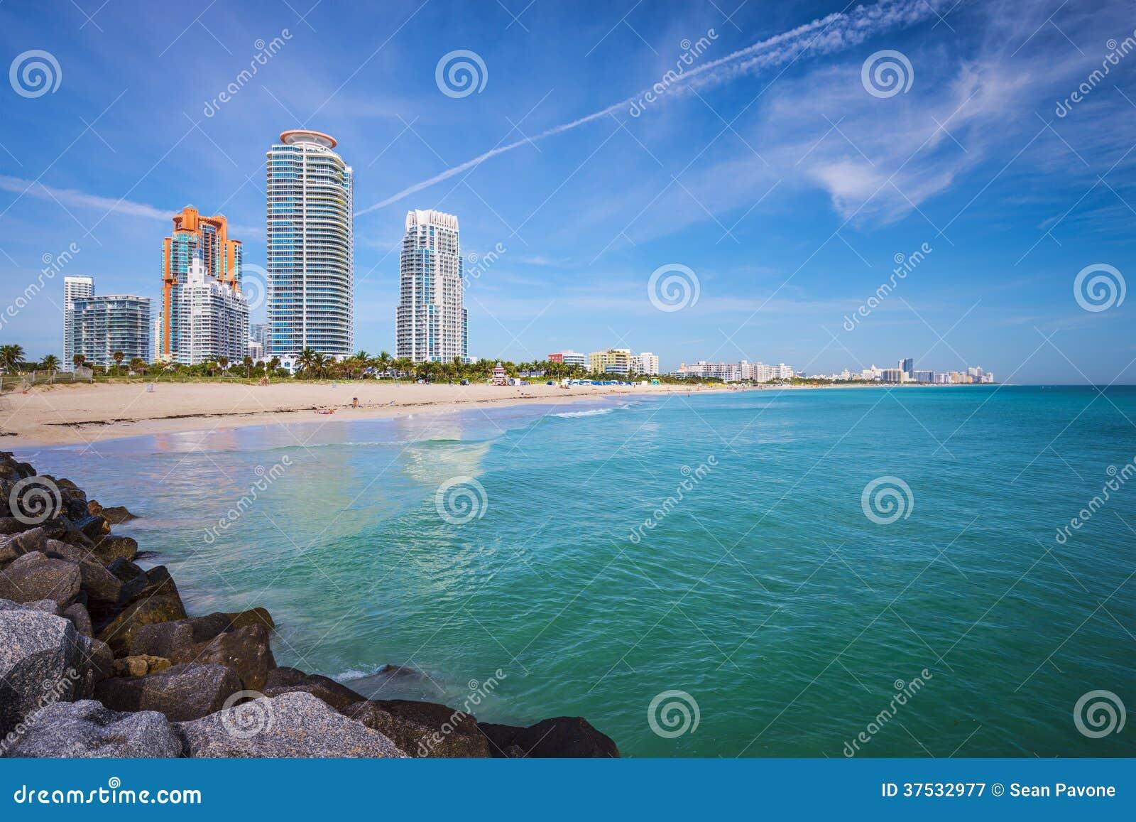 迈阿密海滩地平线