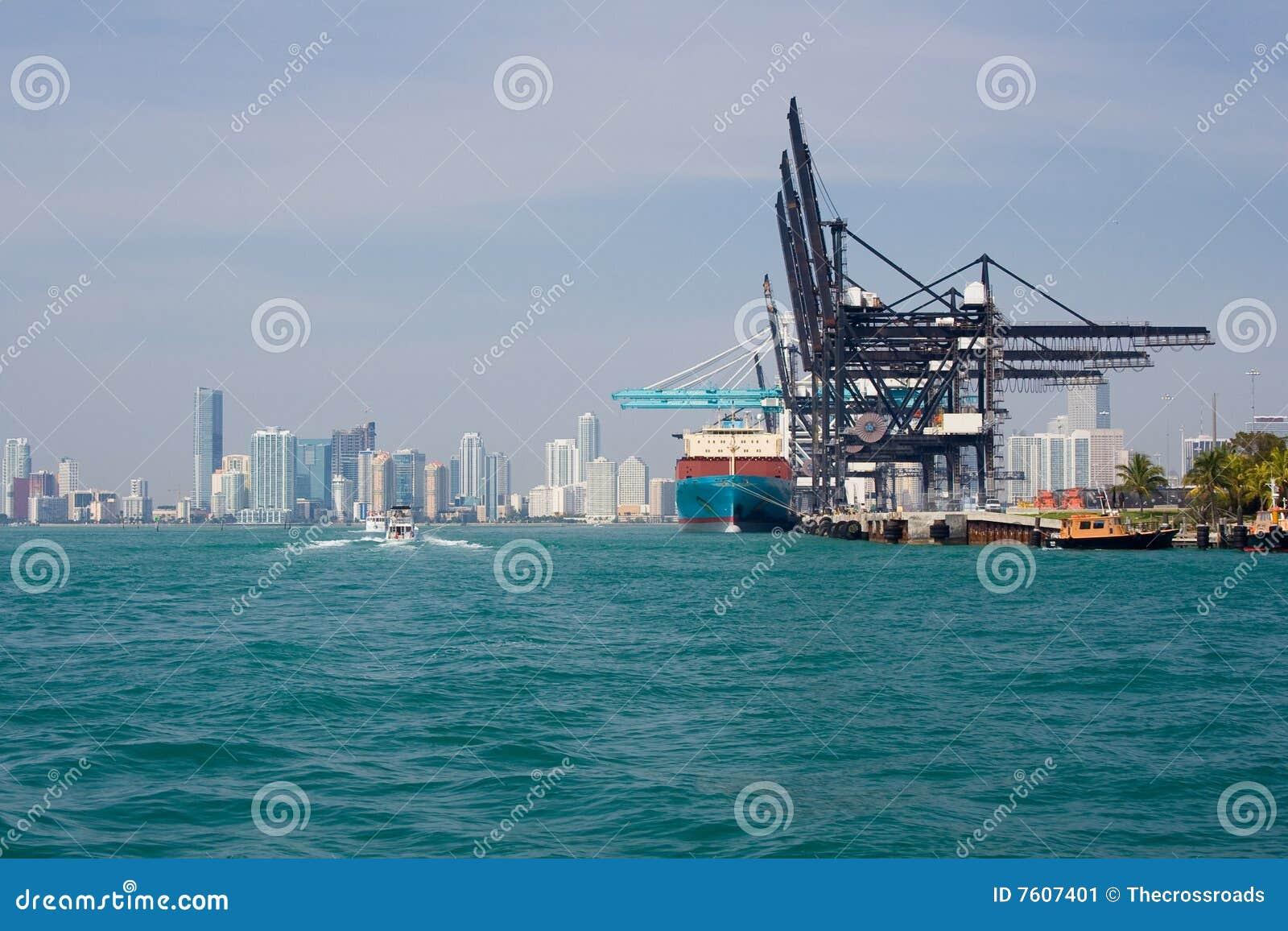 迈阿密端口