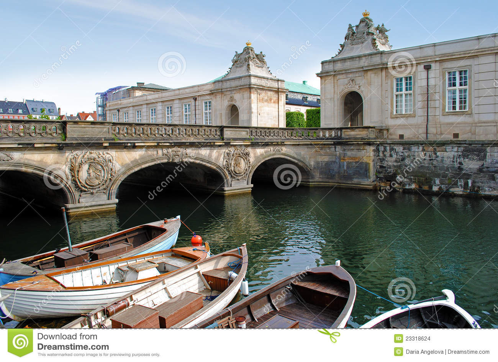 运河哥本哈根