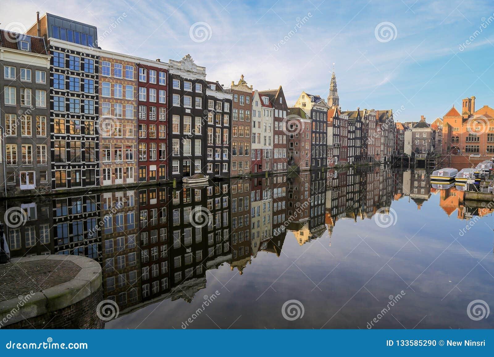 运河家的阿姆斯特丹