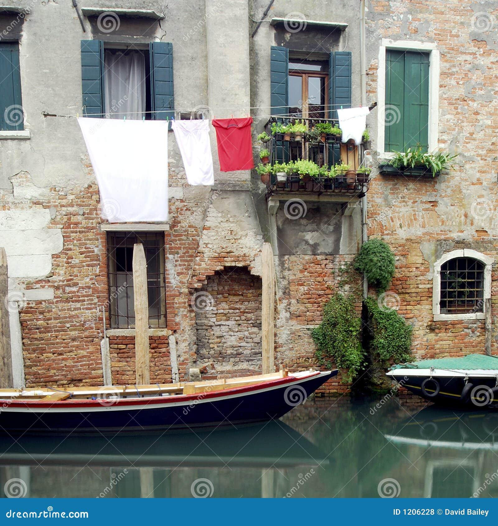 运河系列威尼斯