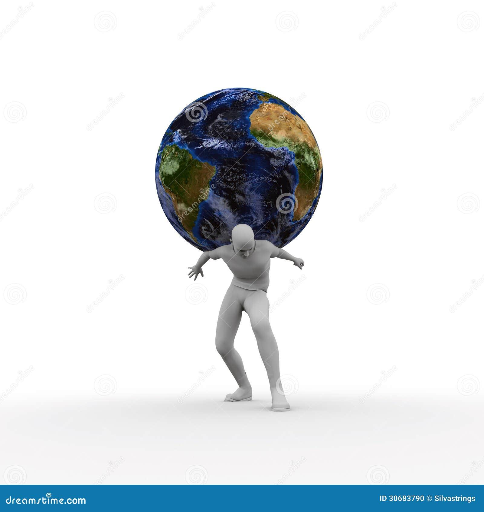 运载世界的重量