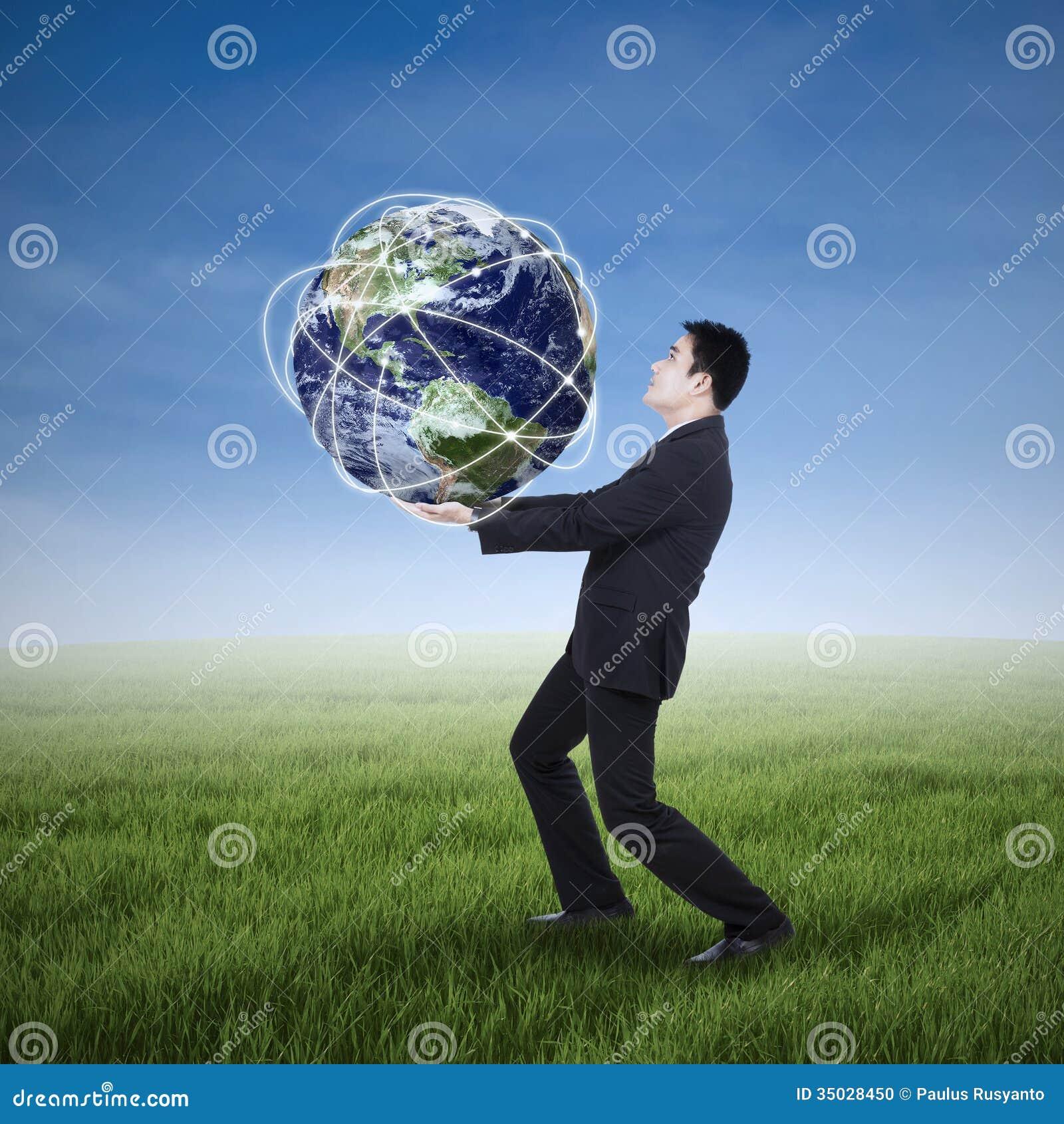 运载地球的商人