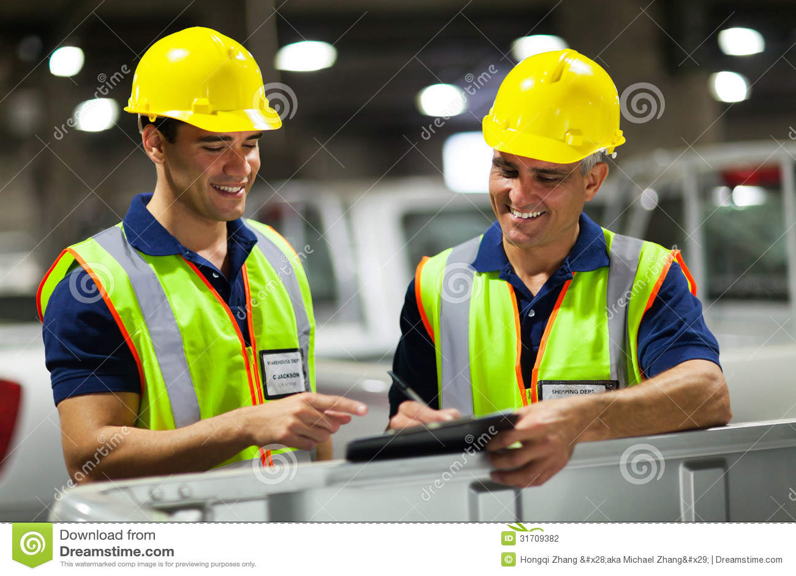 运输公司工作者