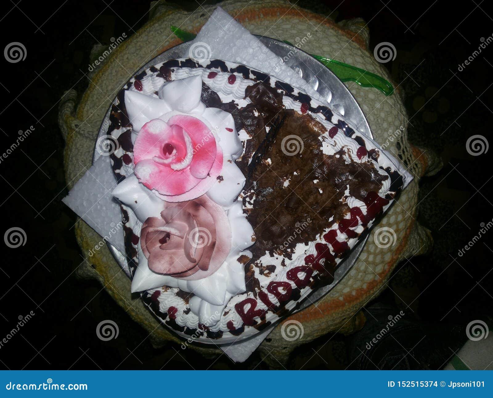 这是生日蛋糕