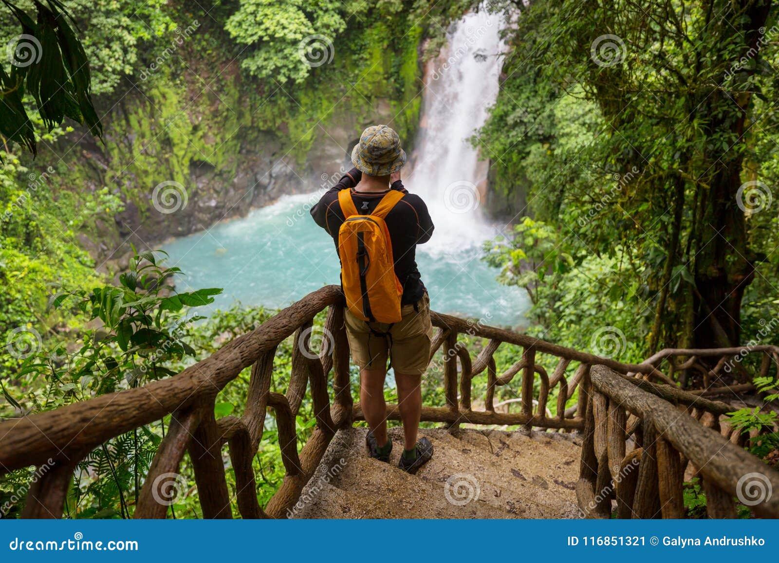 远足在哥斯达黎加