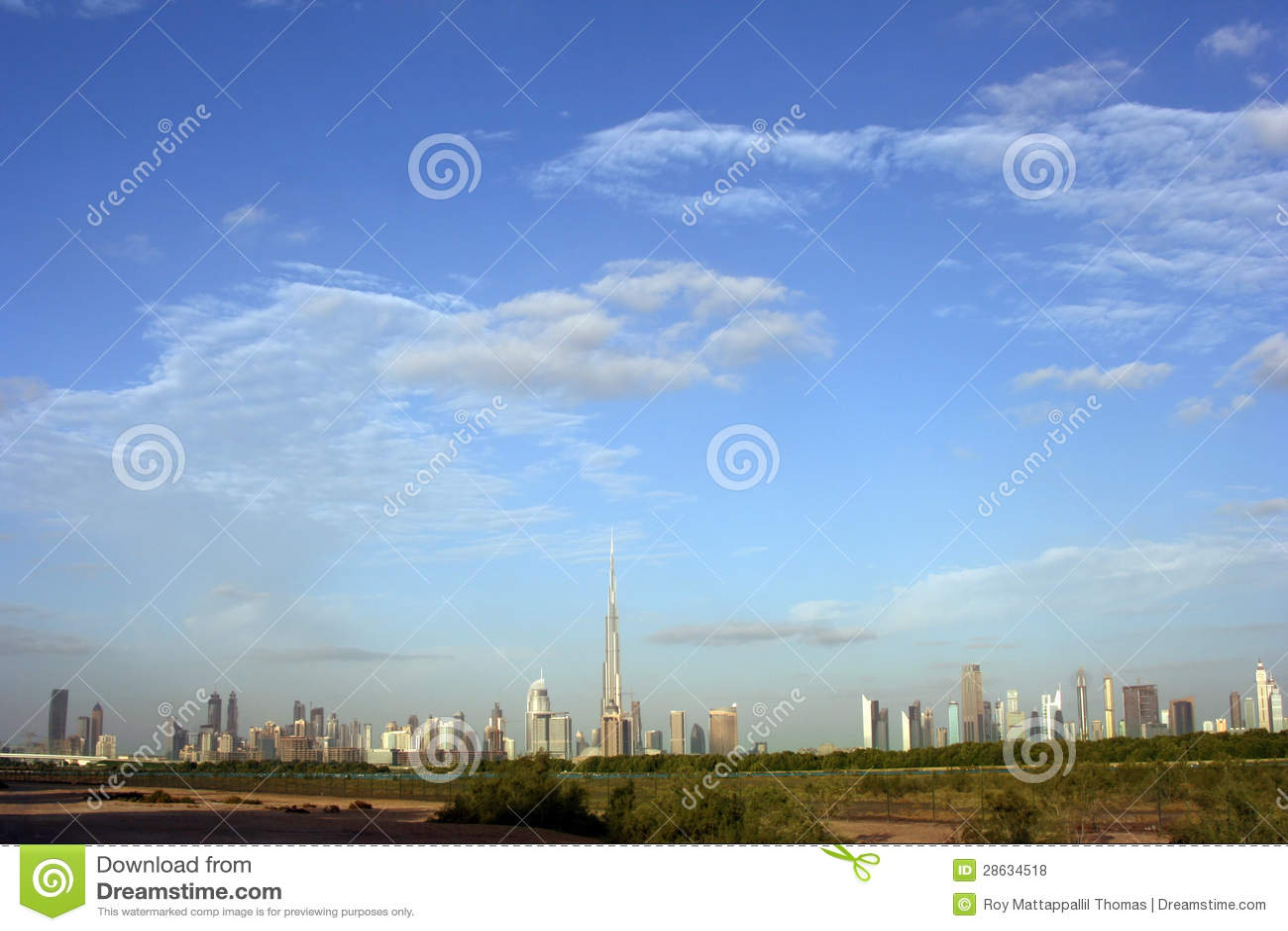 迪拜地平线