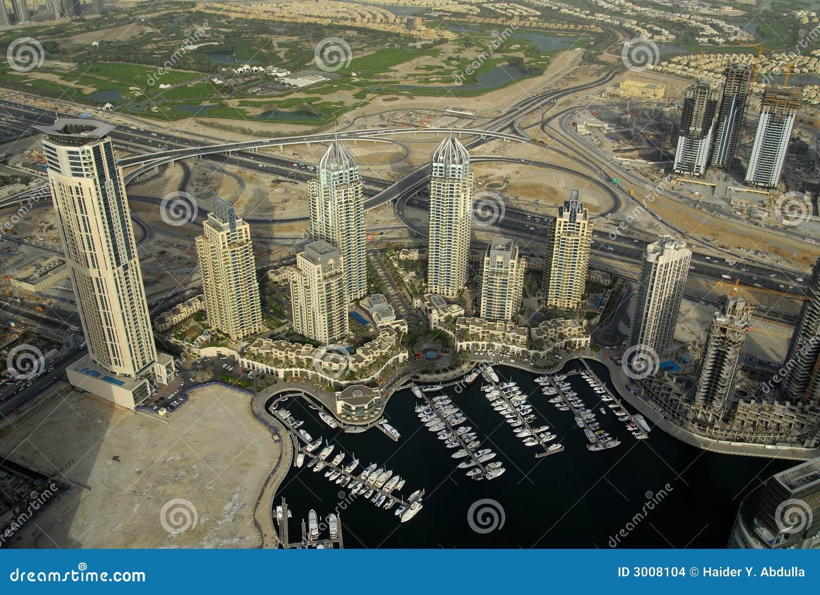 迪拜海滨广场