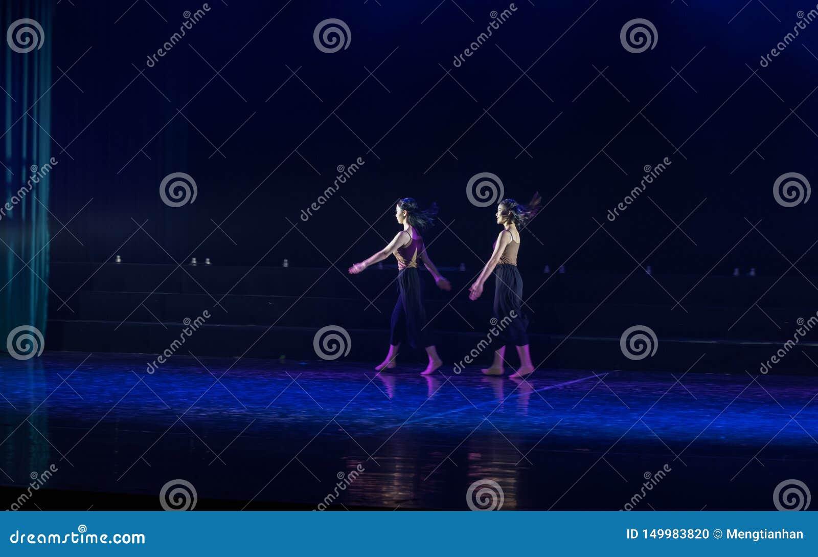 追随者--舞蹈戏曲驴得到水
