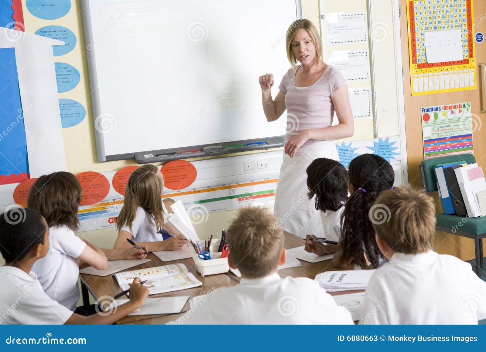 选件类小学教师教学