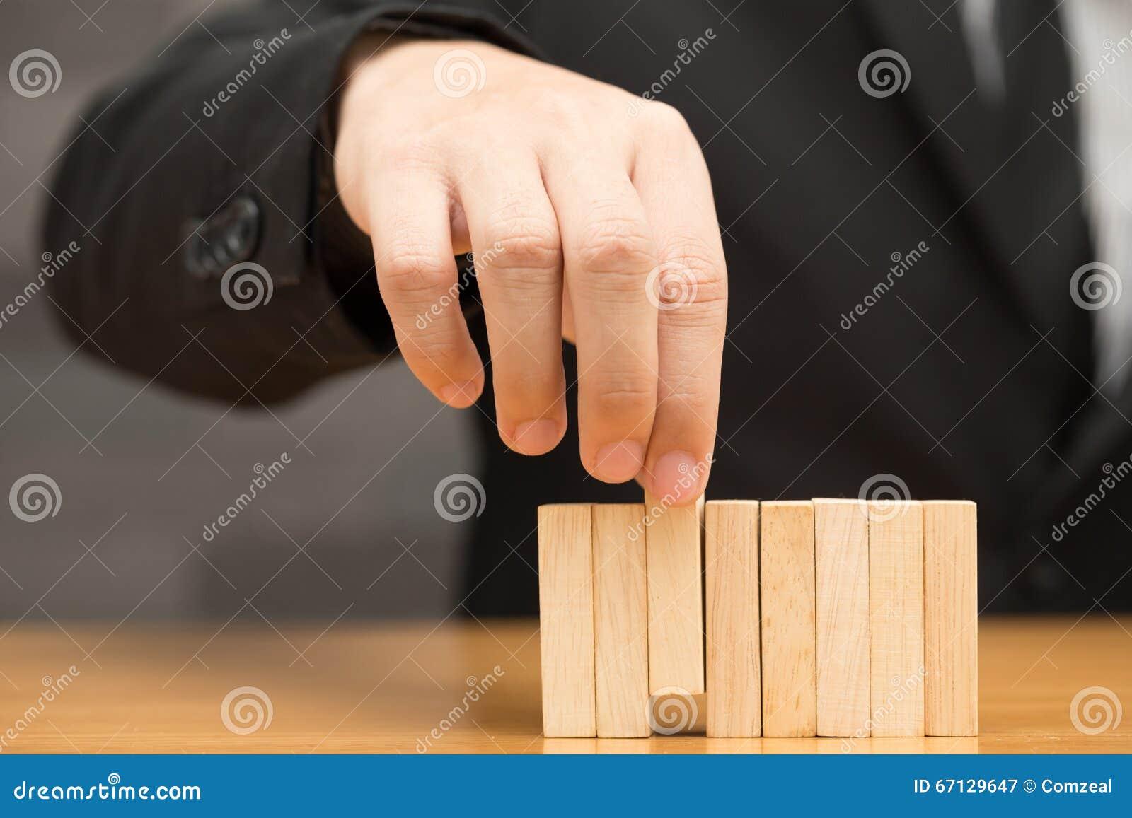 选择木刻,补充概念的商人
