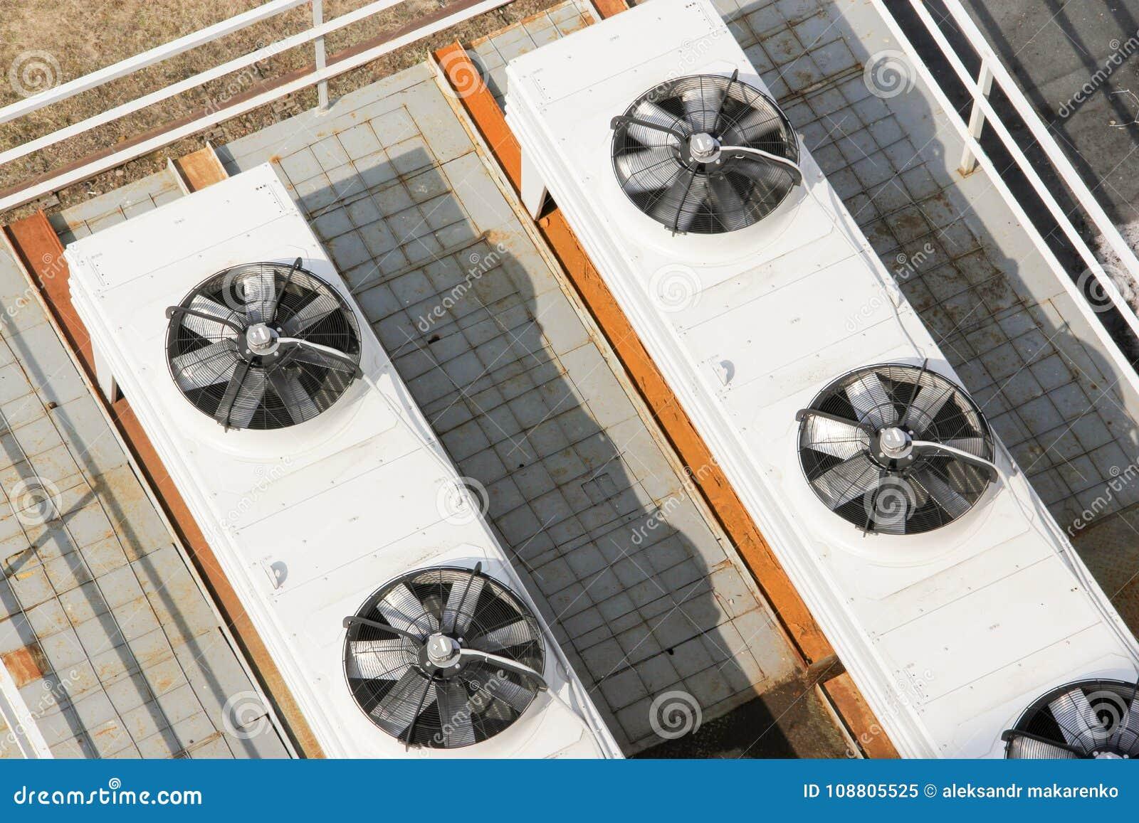 透气和空调的冷却系统